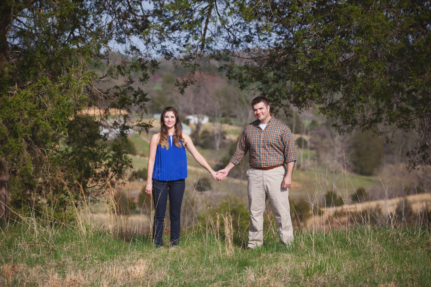 Ward Photography | Engagament Session | Maggie + Masion