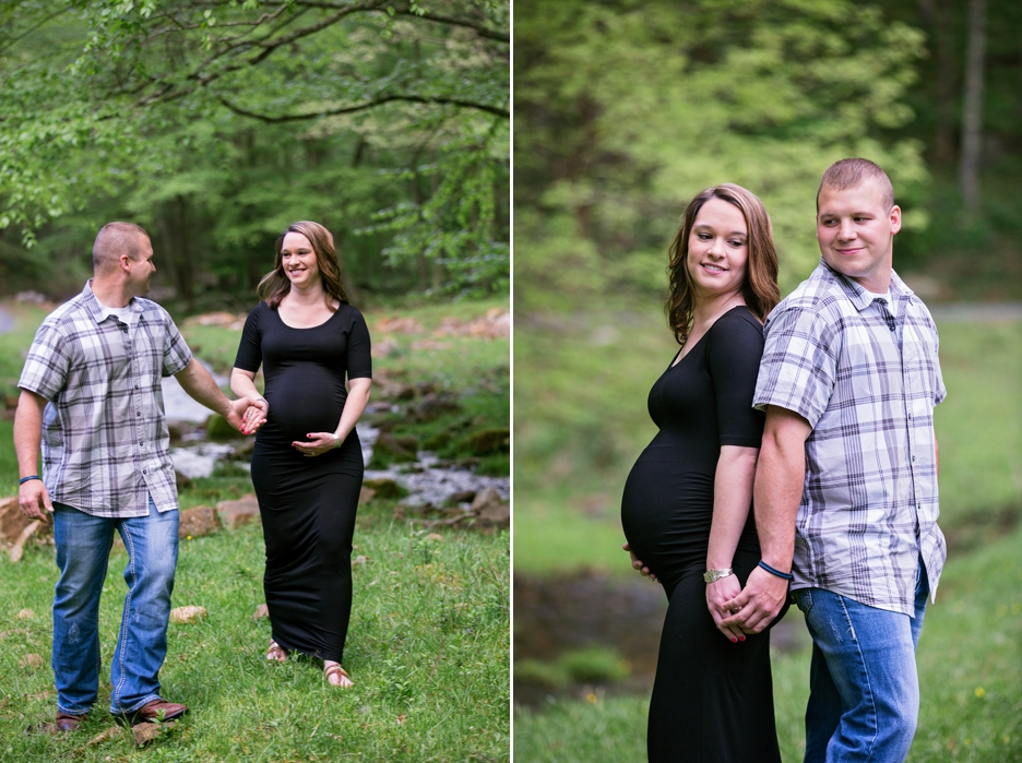 maternity session by Ward Photography
