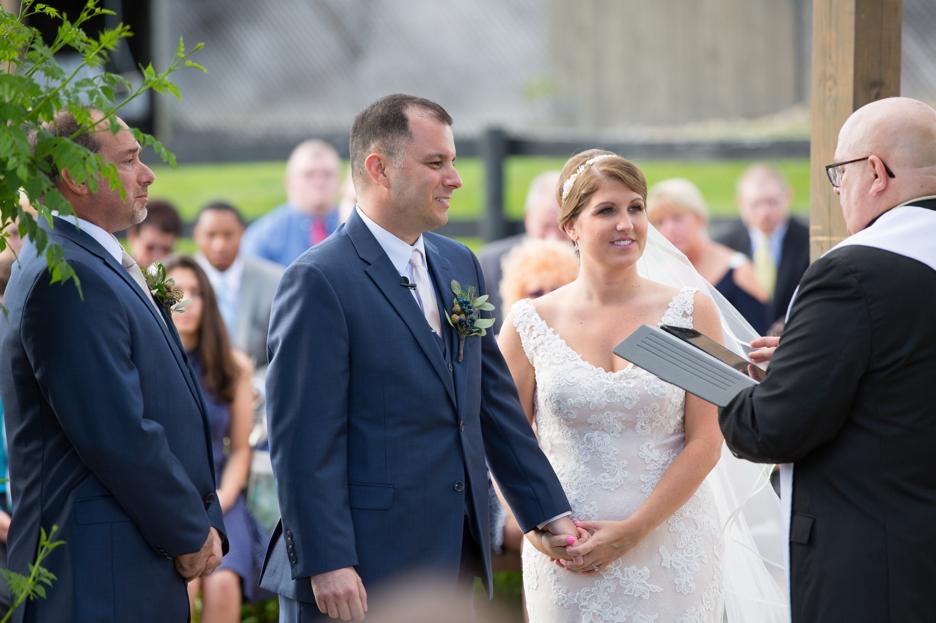 Wedding at the Hayloft