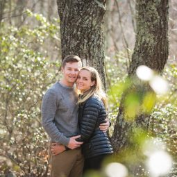 Skyline Drive Hiking Photo Session | Ward Photography | VA Wedding Photographers