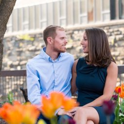 Washington DC Engagement Session | Ward Photography | Cameron+Rob