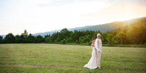 Lydia Mountain Wedding | Lydia's Barn at Evermore | Ward Photography | Jessica+Casey