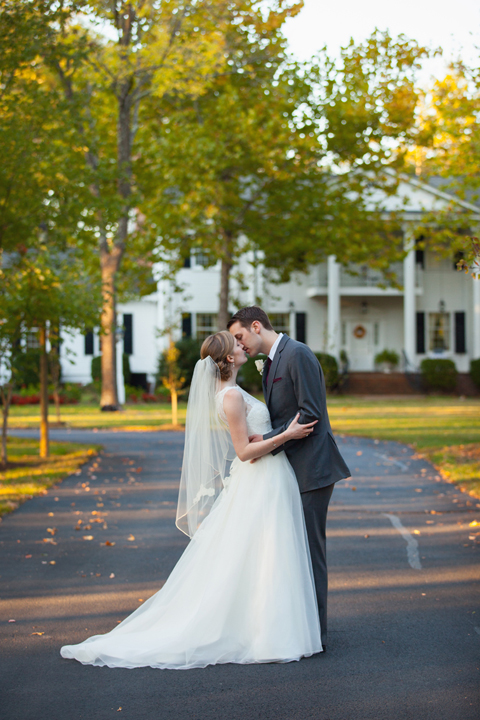 Virginia Cliff Inn Wedding
