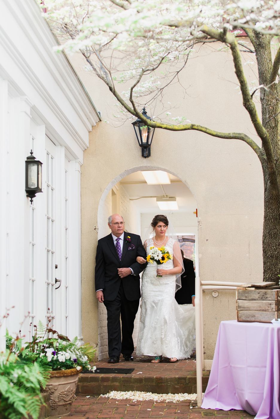 Valentine Museum Wedding