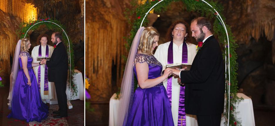 Luray Caverns Wedding