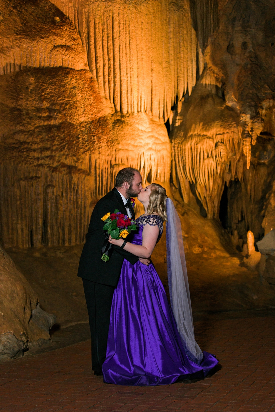 Luray Caverns Wedding Shenandoah Valley Photographers