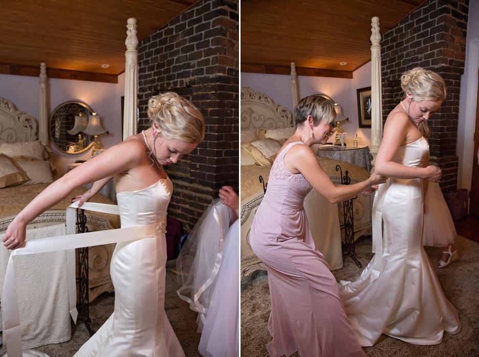 Chestnut Hill wedding