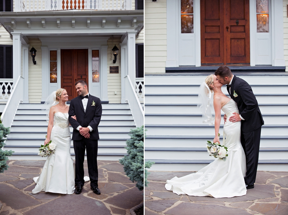 Chestnut Hill wedding