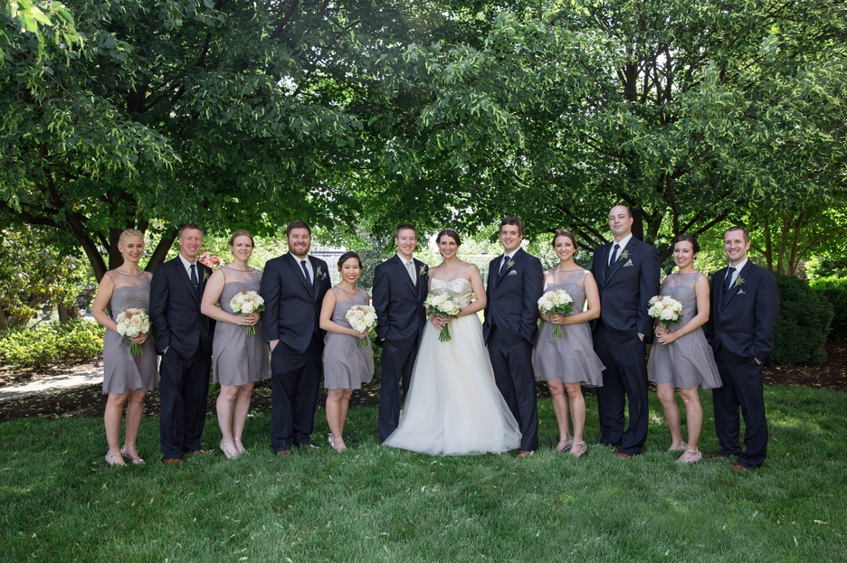 Taubman Museum Wedding