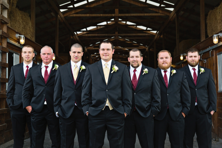 Hermitage Hill Farm and Stables Wedding by Ward Photography www.wardpics.com