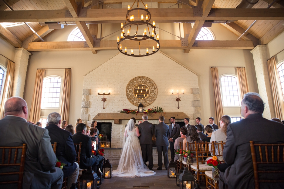 early mountain vineyards wedding