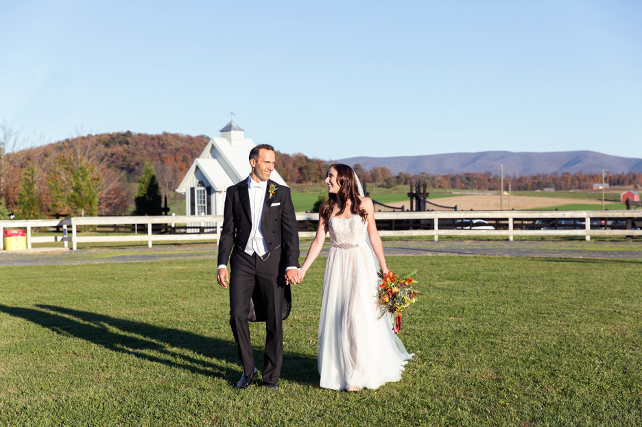 Hermitage Hill Farm Wedding