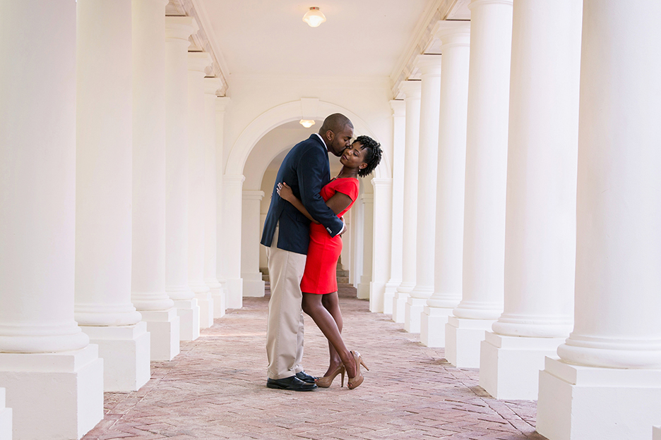 Alisha + James - Engagement Session by Ward Photography www.wardpics.com
