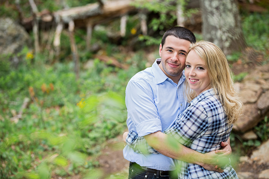 Ashley+Matt's Engagement session by Ward Photography