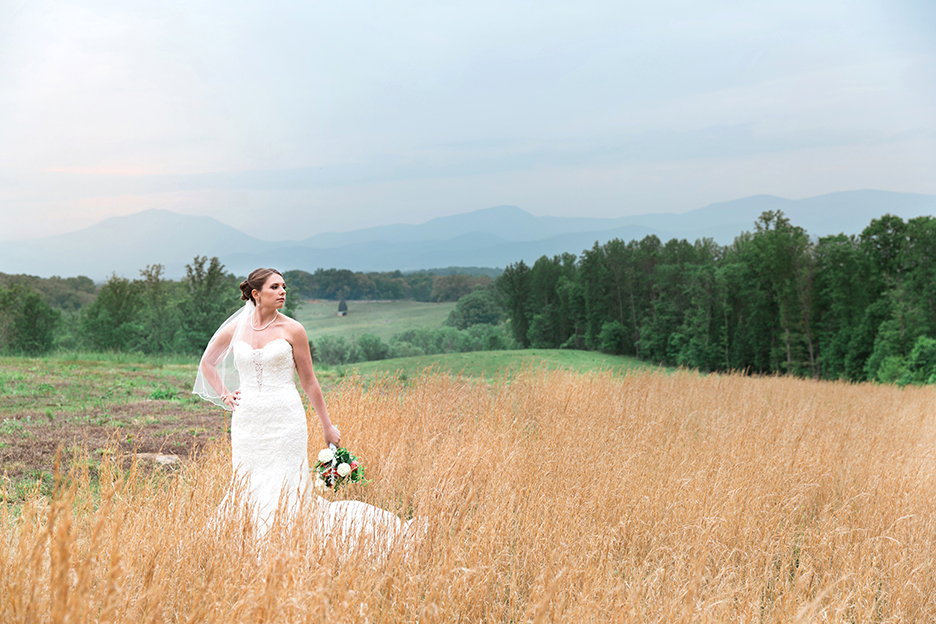 Bridal Session with Carissa by Ward Photography