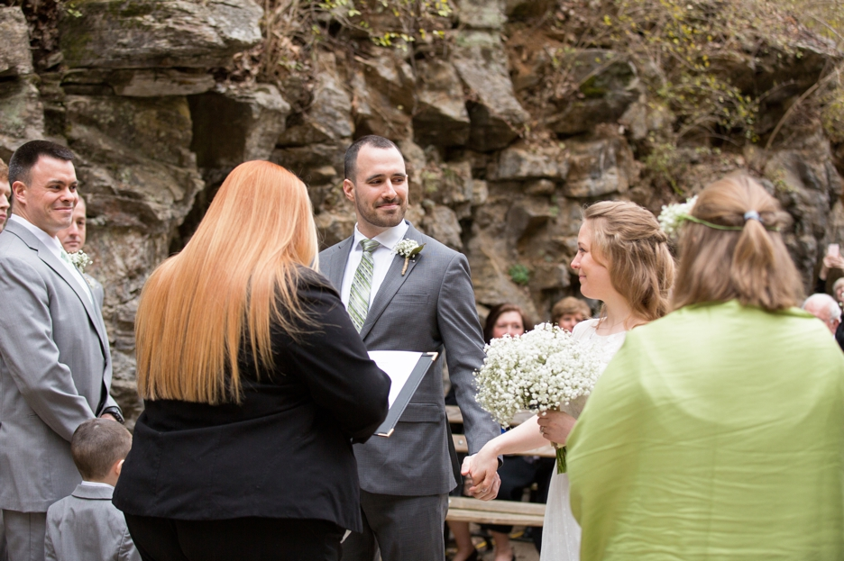 Natural Bridge Wedding