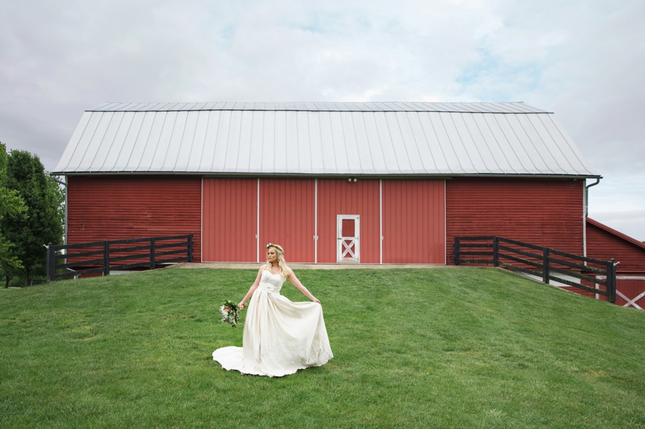 Red August Farm Wedding Venue