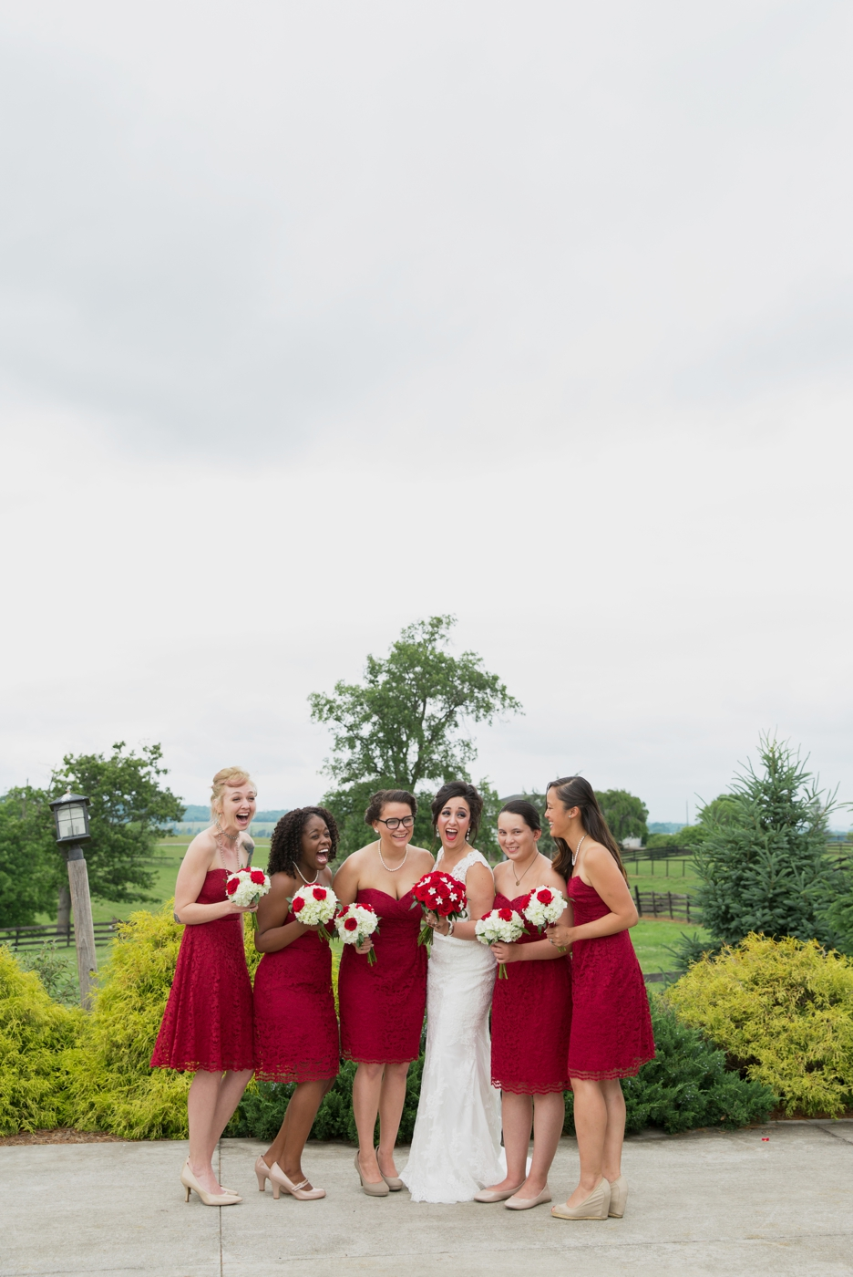 Hermitage Hill Farm and Stables wedding