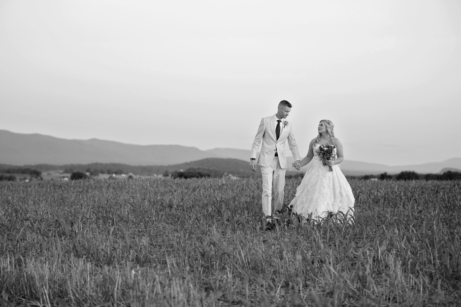 Cross Keys Barn Wedding