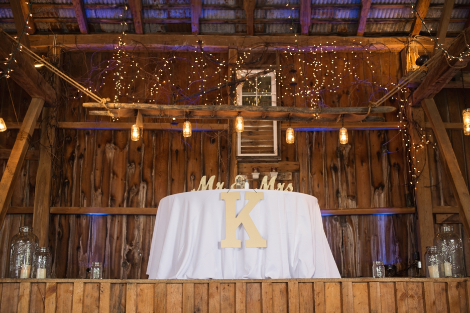 Wedding at the Hayloft