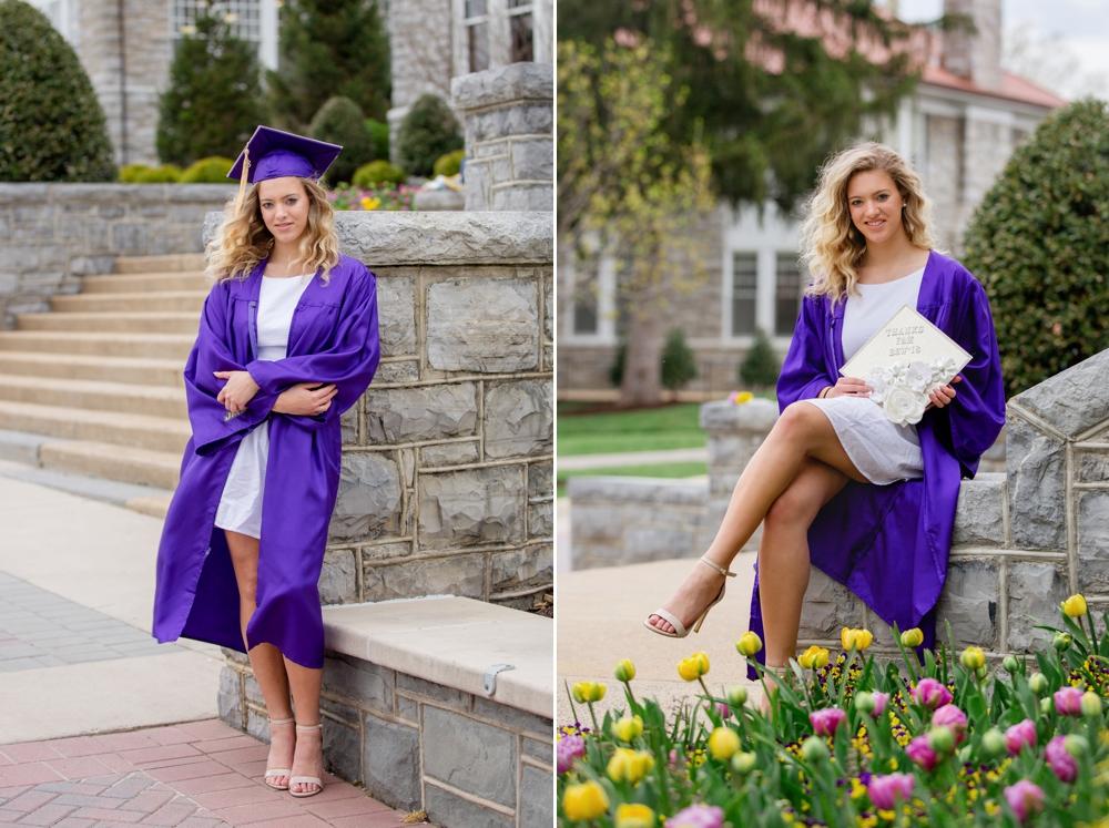 JMU Graduation Photos | Harrisonburg, Va Photographer | Alexis ...
