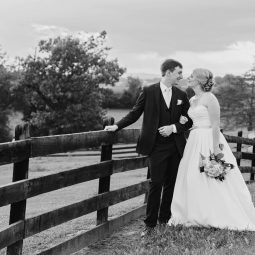Hermitage Hill Farm and Stables Wedding | Ward Photography | Dana+Forrest