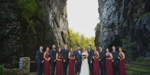 Natural Bridge Wedding Photographer | Va Weddings | Morgan+Ben