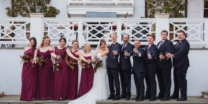 Keswick Vineyards Wedding | Fall Vineyard Weddings | Siobhan+Chris